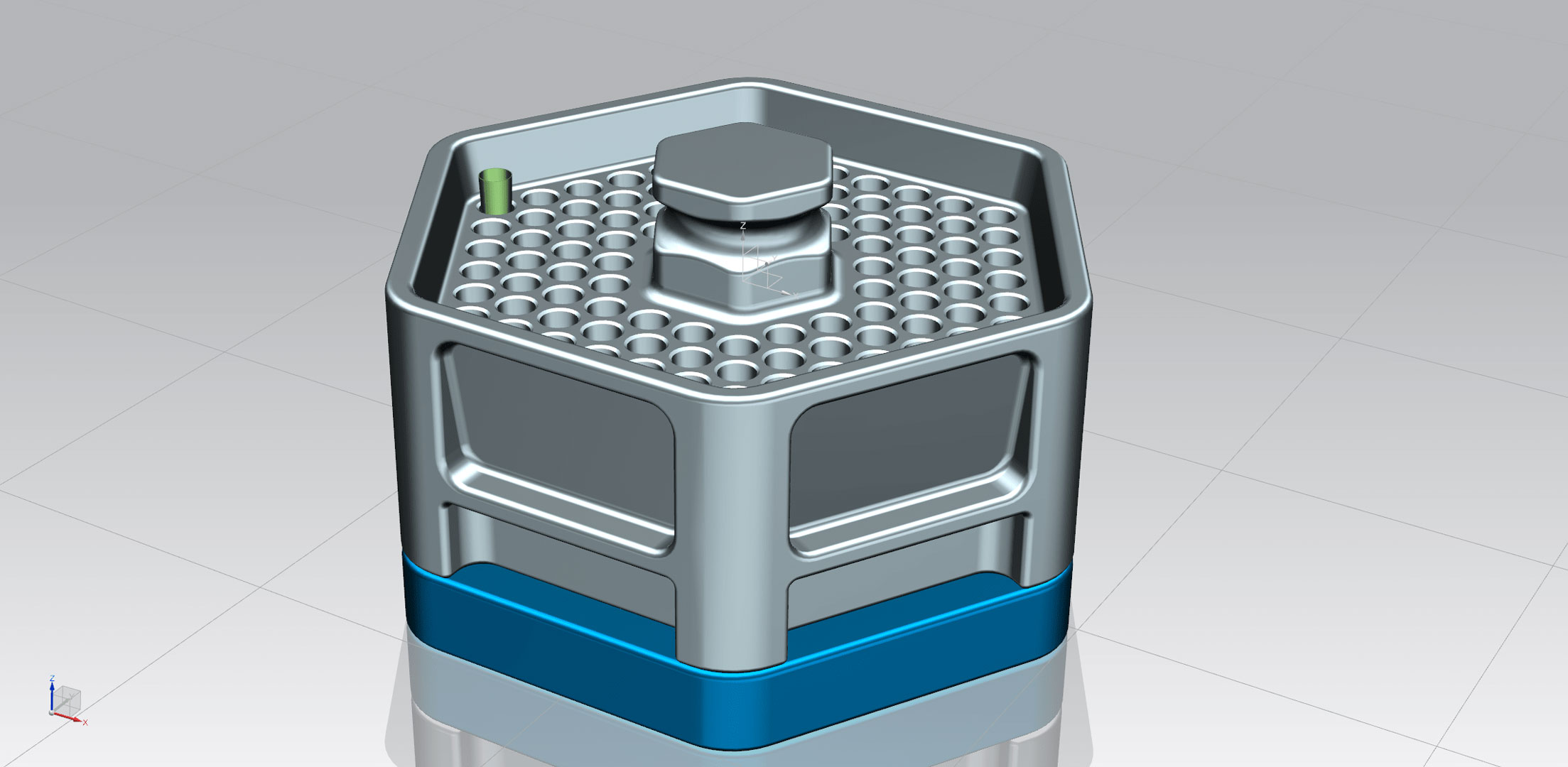 cad packing tool adaptive designs