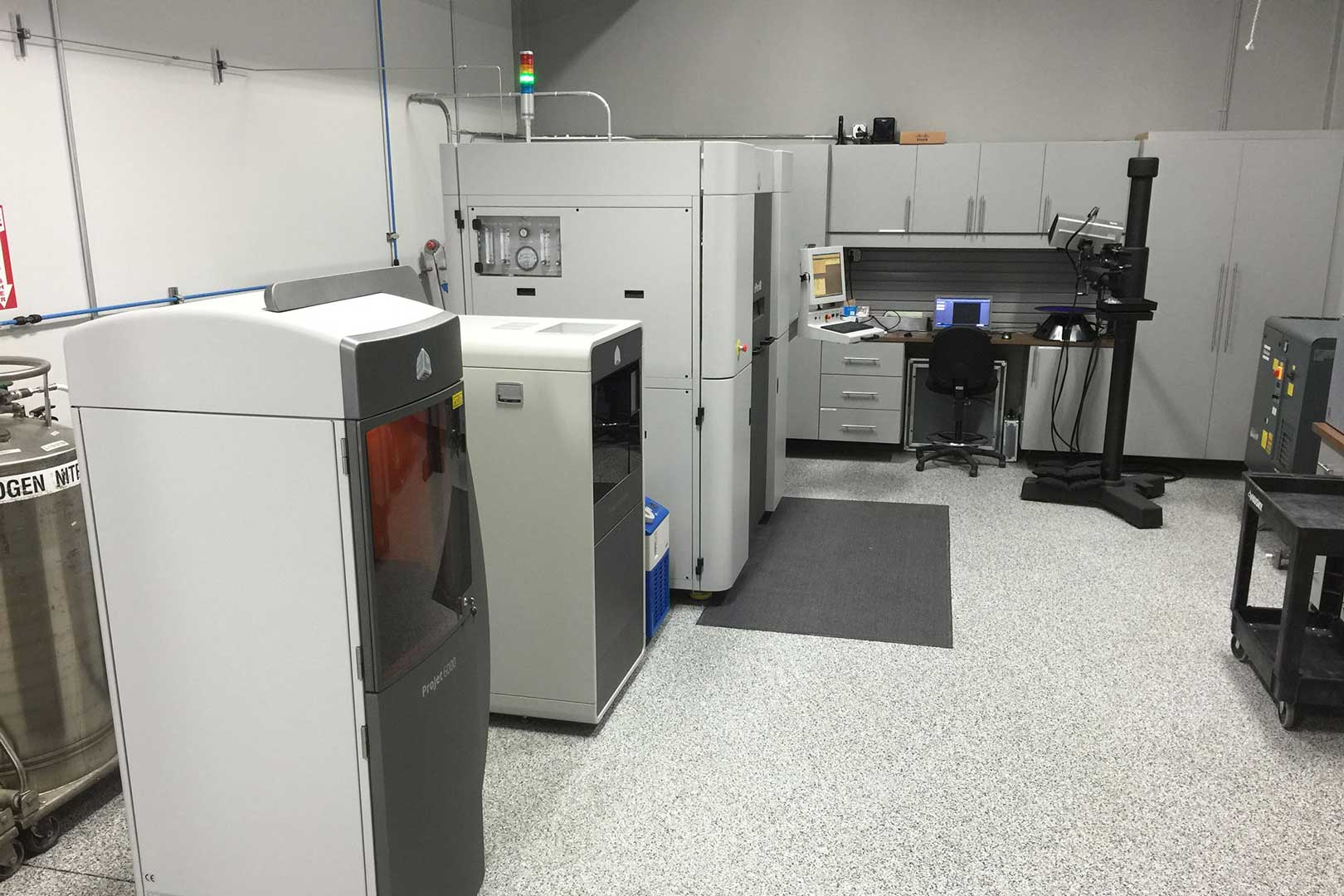 our history of 3d printing in orange county then adaptive designs